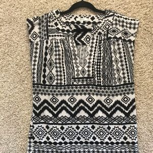 Madewell Tunic Cover Up
